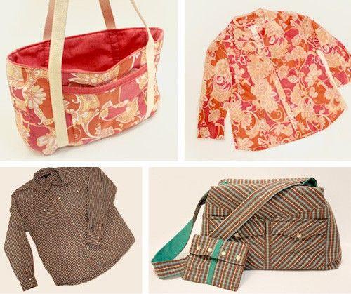 ae5112a4a477 Что можно сделать из старой одежды — 69 оригинальных идей