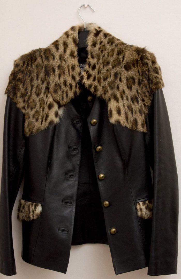 Украшение куртки